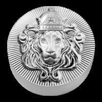 100 g stapelbare Silbermedaille - Scottsdale Prägeanstalt