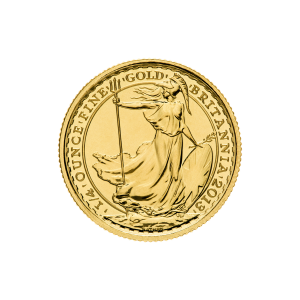 1/4 oz Goldmünze - Britannia - 2013