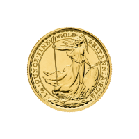 1/4 oz 2013 Britannia Gold Coin