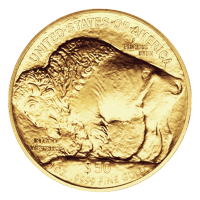 1 oz 2015 Buffalo Gold Coin
