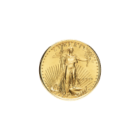 1/10 oz Random Year American Eagle Gold Coin