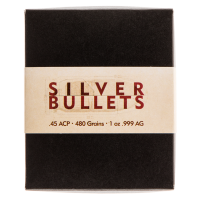 Empty Bullet Box | Black