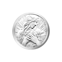 1/4oz 2015 Peace Within Silver Round