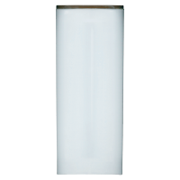 Empty Brown Lid Tube for 3/4 oz to 1.5 oz RCM Silver Coins