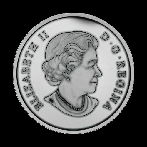 3 x 1 oz farbige Silbermünzen (Set) - singende Mondmasken - 2015