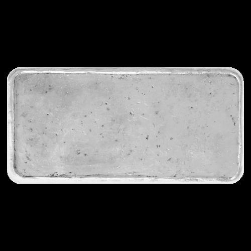 100 oz Royal Canadian Mint klassischer Silberbarren