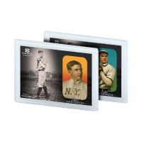 Lingot d'argent Christy Mathewson de la série Les grands du base-ball  Elemetal T-206 de 1 once