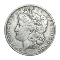 1878-1904 Morgan Silver Dollar VF