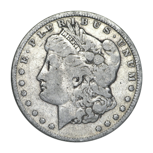 1878-1904 Morgan Silver Dollar VG Silver Coin