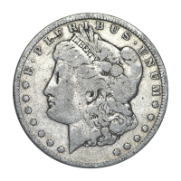 1878-1904 Morgan VG Silver Dollar