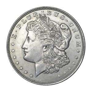 1878-1904 Morgan Silver Dollar BU Silver Coin