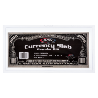 Large Currency Slab Bill Holder