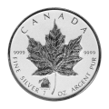 1oz 2012 Canadian Maple Leaf Titanic Privy Silver Coin