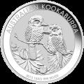 1 kg | kilo 2013 Australian Kookaburra Silver Coin