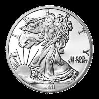 1 oz Silbermedaille - Laufende Freiheit - Sunshine Prägeanstalt