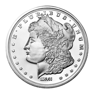 Ronda de plata Sunshine Mint Morgan 1 oz