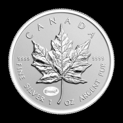 """Die Worte """"Elizabeth II 2015 D.G. Regina 5 Dollars"""" und das Abbild der Königin Elizabeth II., nach Susanna Blunt."""