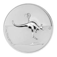 1 oz Silbermünze - Känguru - 2013 F15 Sonderprägung
