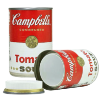 Campbell's Tomatensuppe - getarnter Safe