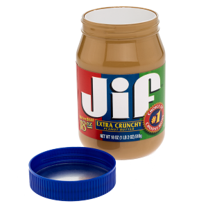 Jif Peanut Butter Jar Diversion Safe