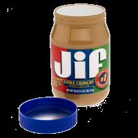 Cif Erdnussbutterglas - getarnter Safe