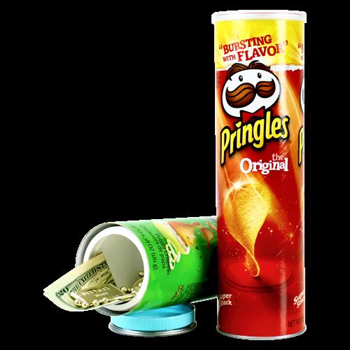 Pringlesdose - getarnter Safe