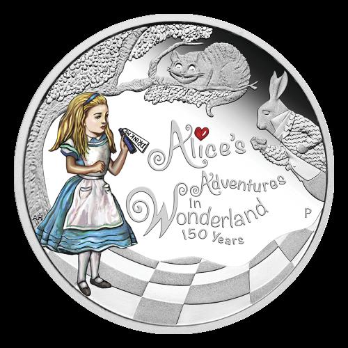 """Abbild von Königin Elisabeth II. nach Ian Rank-Broadley und die Worte """"QUEEN ELIZABETH II TUVALU 2015 1 DOLLAR 1 oz 999 Silver"""" (KÖNIGIN ELISABETH II. TUVALU 2015 1 DOLLAR 1 oz 999 Silber), sowie die Initialen des Künstlers."""
