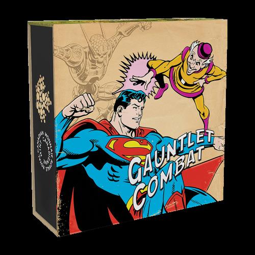 1/2 oz Silbermünze - DC Comics™ Original: Fehdehandschuh - 2015