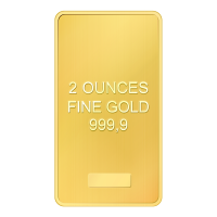 2 oz Assorted Gold Bar
