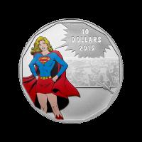 1/2 oz Silbermünze - DC Comics™ Original: Stärke - 2015
