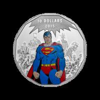 1/2 oz Silbermünze - DC Comics™ Original: Vermächtnis - 2015
