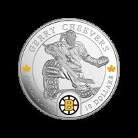 1/2 oz Silbermünze - Torwarte | Gerry Chefvers - 2015 limitiert