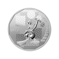 1/2 oz 2015 Looney Tunes™ | Daffy Duck: You're Despicable Silver Coin