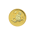 1/10 oz 2016 Perth Mint Lunar Year of the Monkey Gold Coin