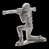 1 oz Silbersoldat   Panzerfaust