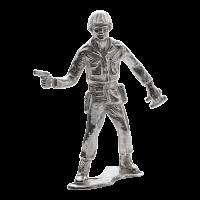 1 oz Silbersoldat | Sergeant