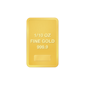 1/10 oz Assorted Gold