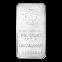 10 oz Engelhard klassischer Silberbarren