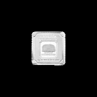 1 g Geiger Edelmetalle Silberbarren