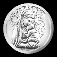 1 oz Silbermedaille - Friede - 2015