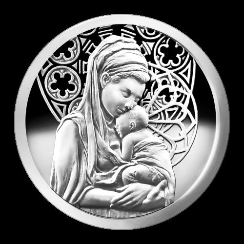 Mutter hält ihr Baby