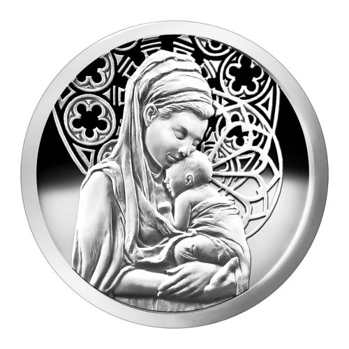 1 oz 2015 Peace Silver Proof-Like Round