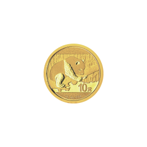 1 gram 2016 Chinese Panda Gold Coin