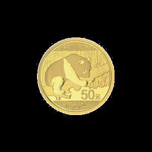 3 g 2016 Chinese Panda Gold Coin