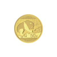 3 gram 2016 Chinese Panda Gold Coin