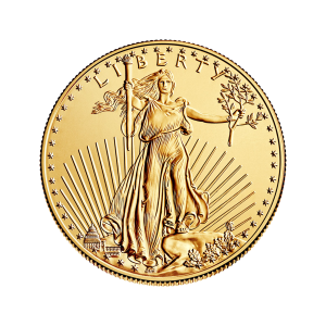 1/2 oz Random Year American Eagle Gold Coin