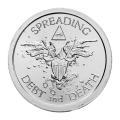 1 oz 2013 Warbird Special BU Silver Proof-Like Round | Chris Duane Personal Collection