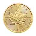 1oz 2016 Canadian Maple Leaf Gold Coin