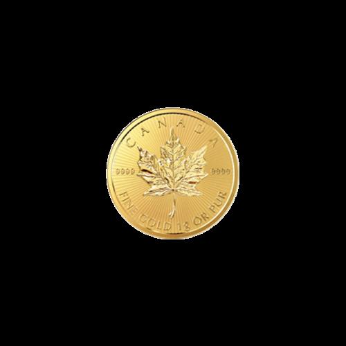 1 g 2016 MapleGram25 Single Gold Coin