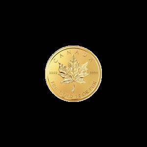 1 gram 2016 MapleGram25 Single Gold Coin